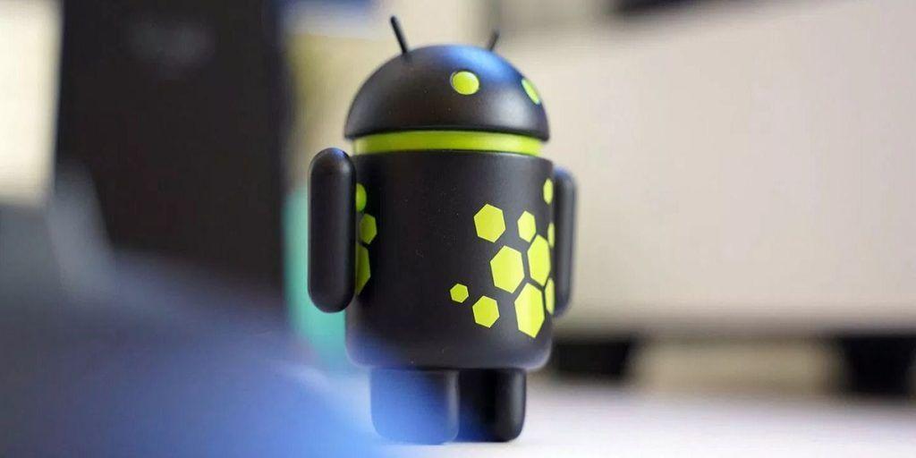 versión anterior de Android