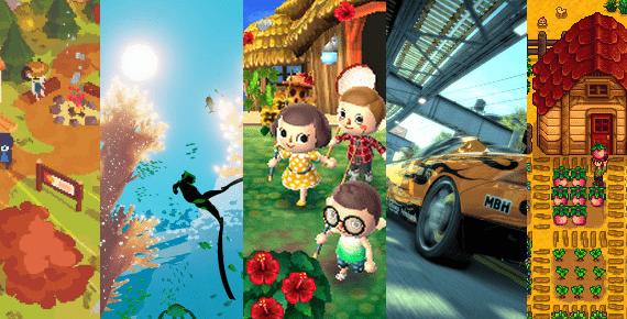 5 mejores juegos