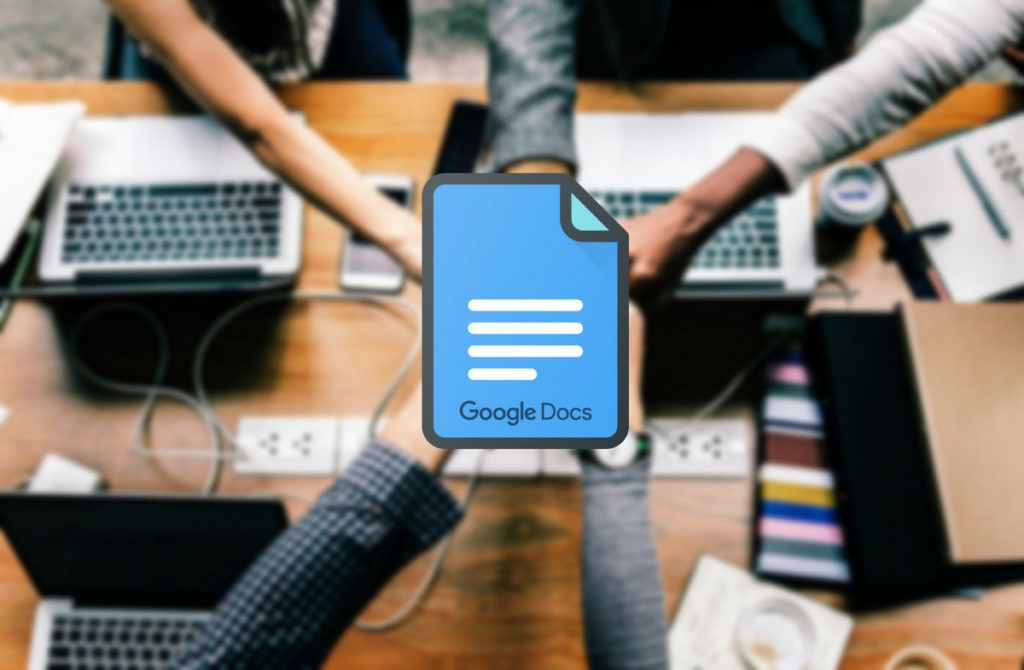 compartir un documento de Google Docs
