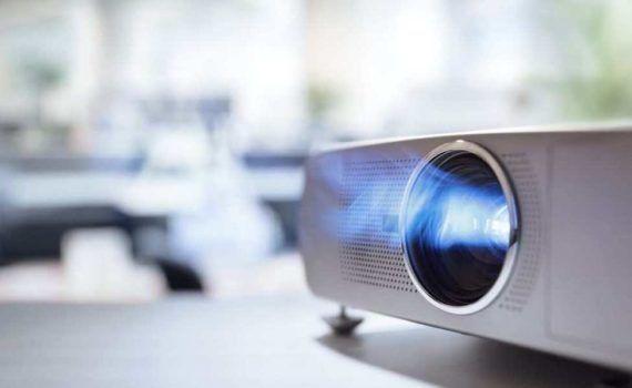 conectar tu equipo Android a un proyector