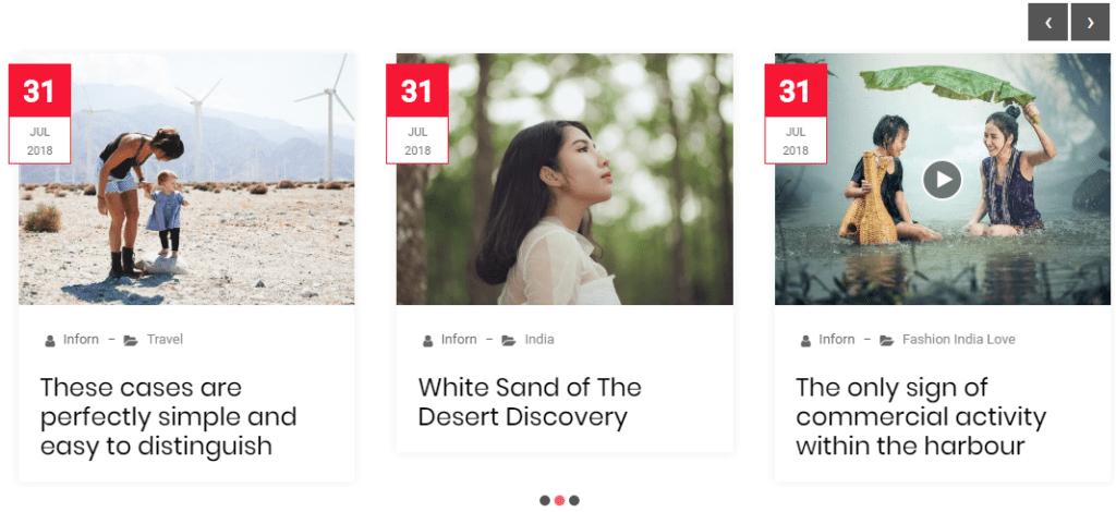 News & Blog Designer Pack Pro