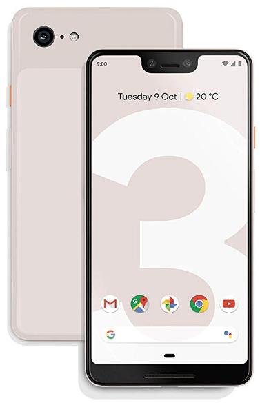 Google 3 XL