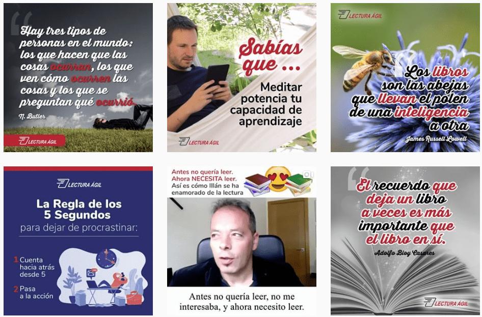 Cuentas educativas instagram