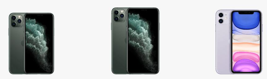 Diferencias entre el iPhone 11, Pro, Max y XR, cuál elijo?