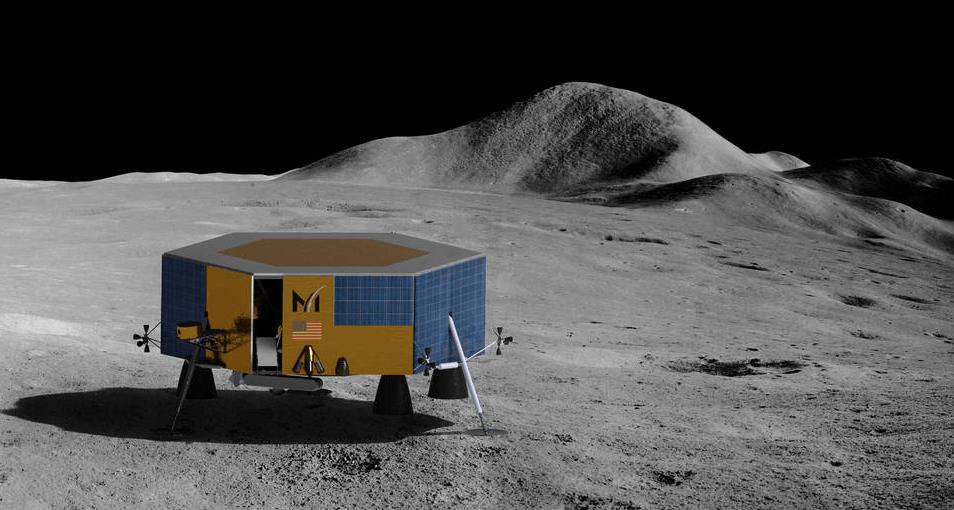 Masten Space Systems será quién entregue tecnología de expedición a la Luna en Artemis
