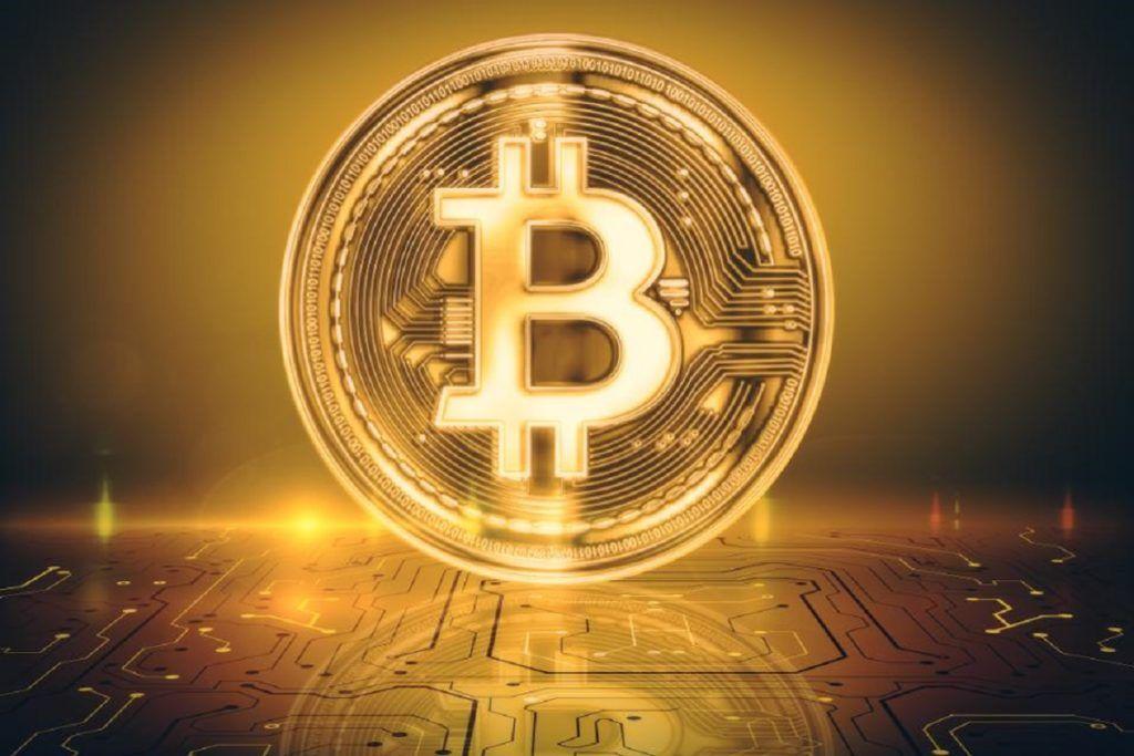 disminución de bitcoin