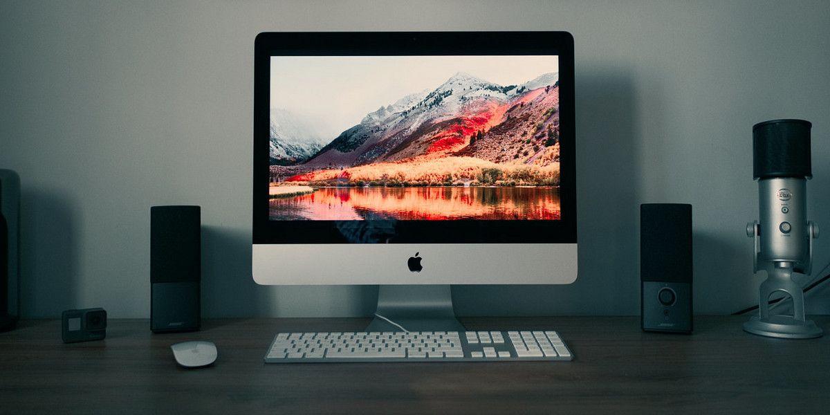 encender y apagar tu Mac