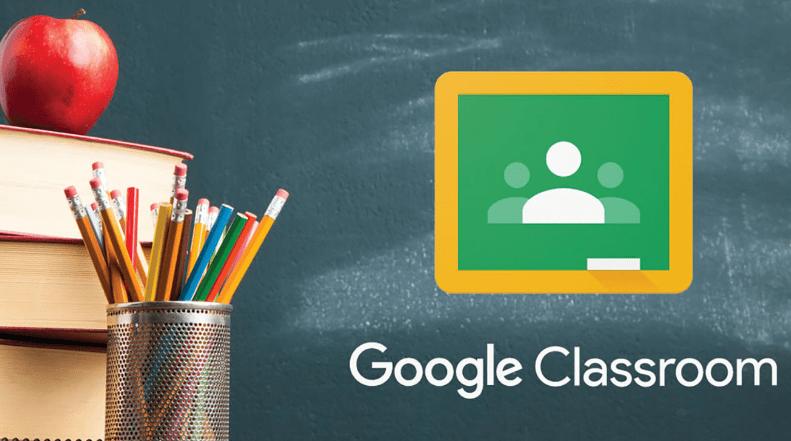 Google Classroom maestros profesores
