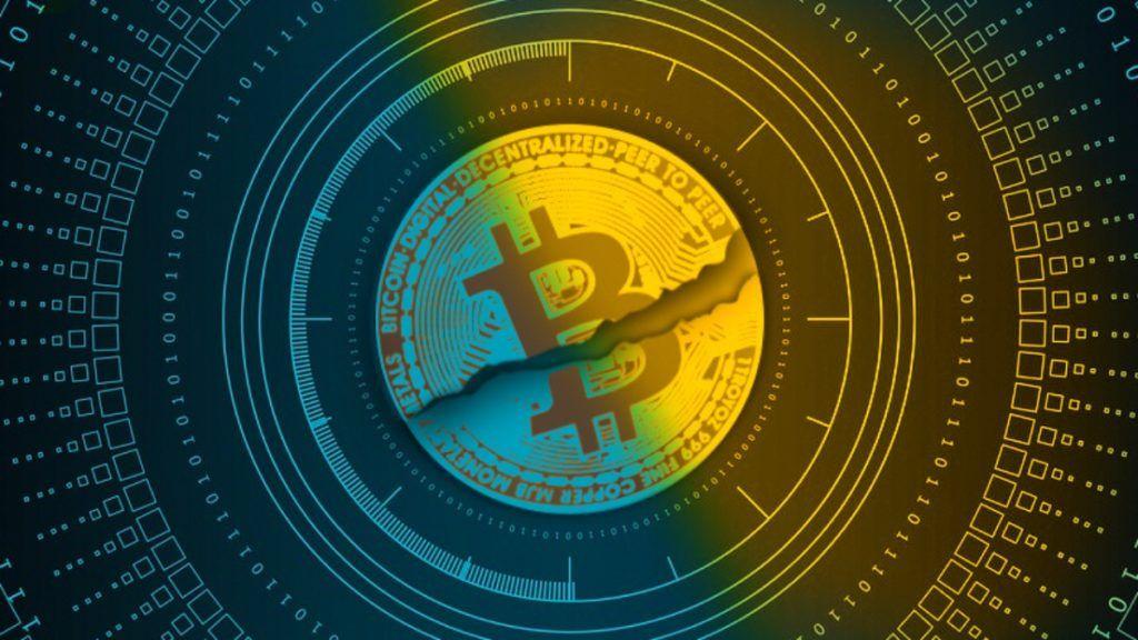 Valor de reducción a la mitad de bitcoin
