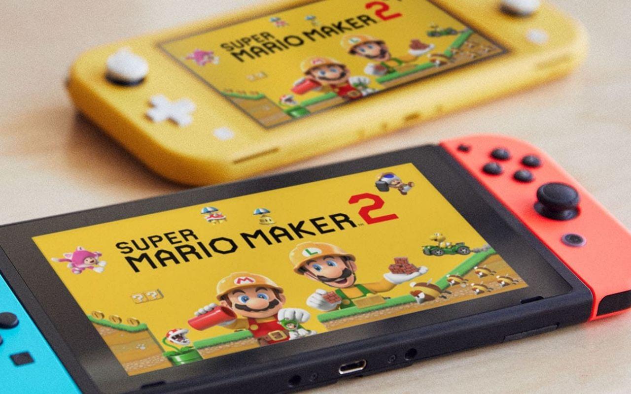 Actualizar juegos en Nintendo Switch 1