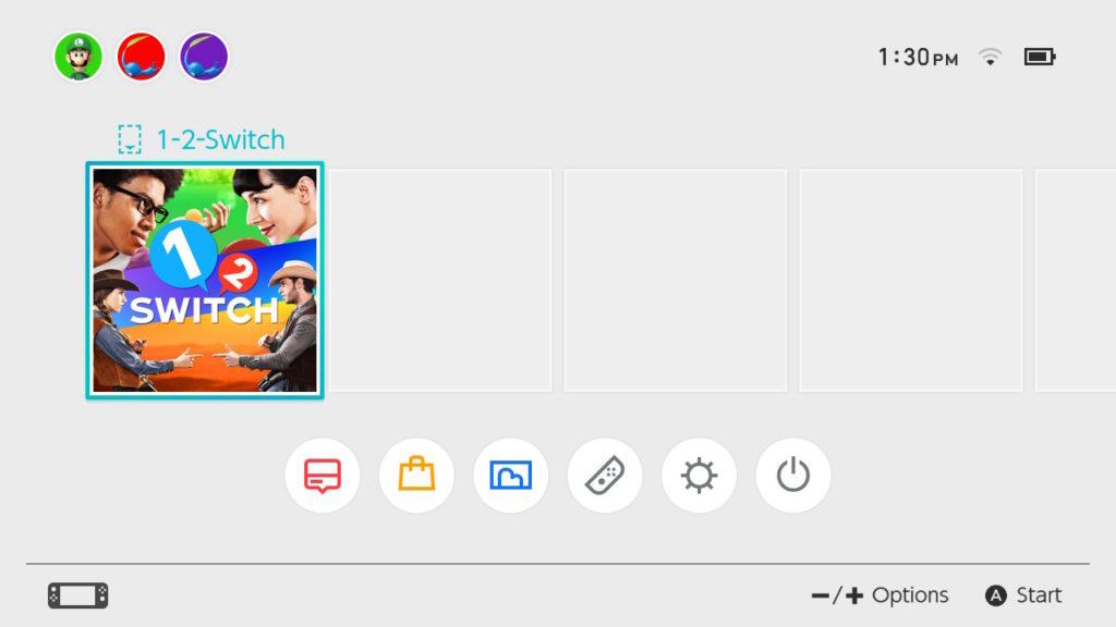 Actualizar juegos en Nintendo Switch 3