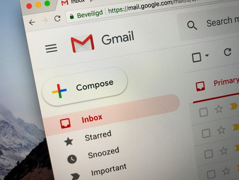 Dar de baja Gmail