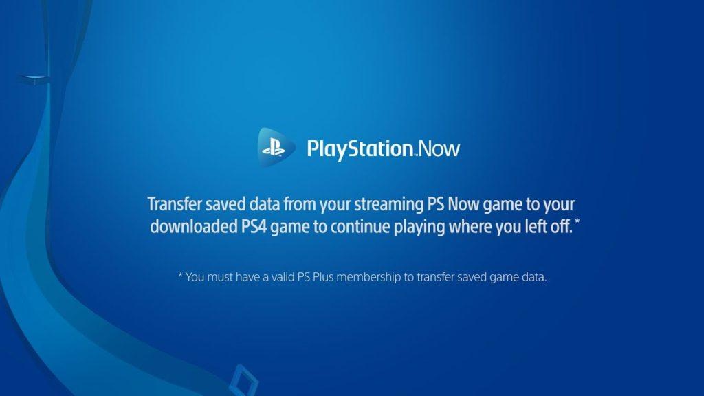 Datos juegos guardados PS4 2