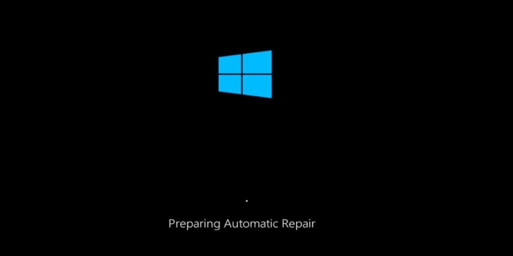 Deshabilitar reparación automática Windows 10 1