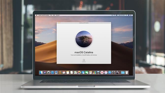 Desinstalar o eliminar programas en Mac