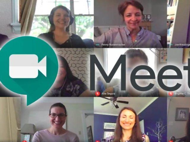 ¿Cómo utilizar la herramienta de Google Meet Grid View?