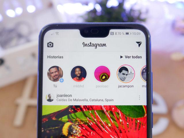 ¿Instagram alerta sobre las capturas de pantalla en tus historias?