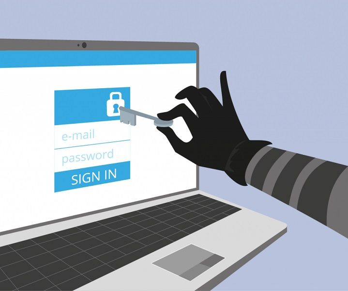 Web comercial seguridad