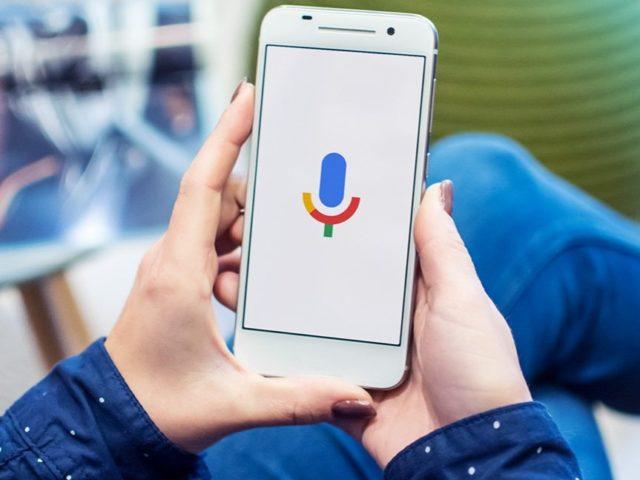 Puedes arreglar Google Voice Search si tiene fallas