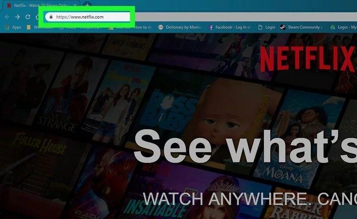 obtener cuenta Netflix