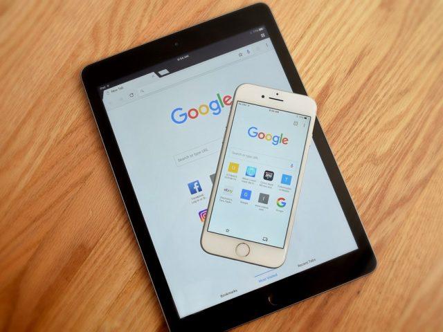 Cómo abrir enlaces en iPhone y iPad automáticamente en Chrome