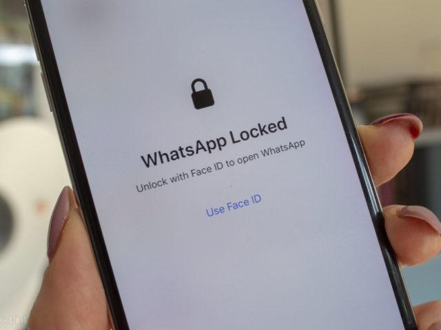 ¿Cómo bloquear WhatsApp con tu huella en iOS y Android?