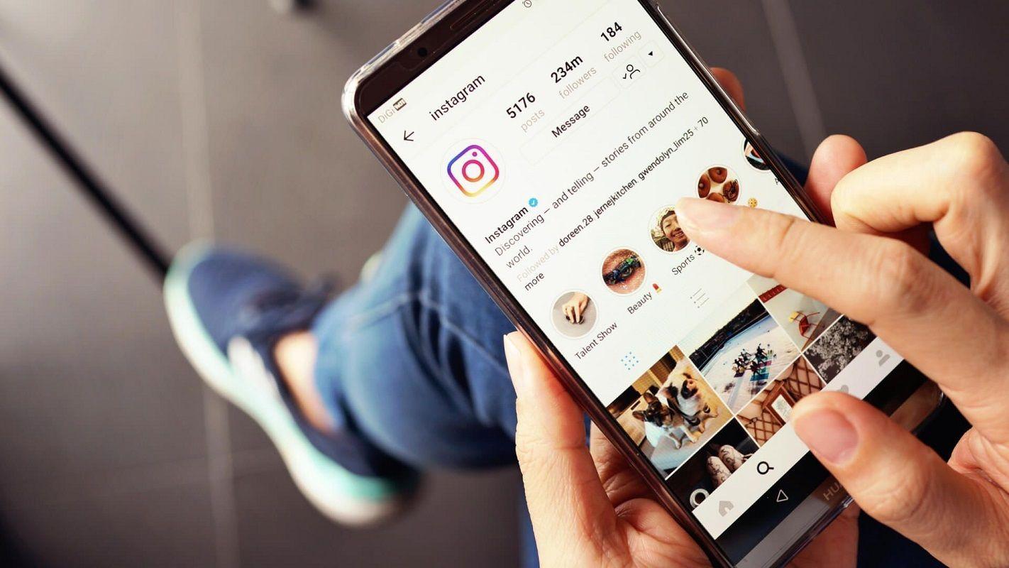 Bloquear menciones etiquetas Instagram 1