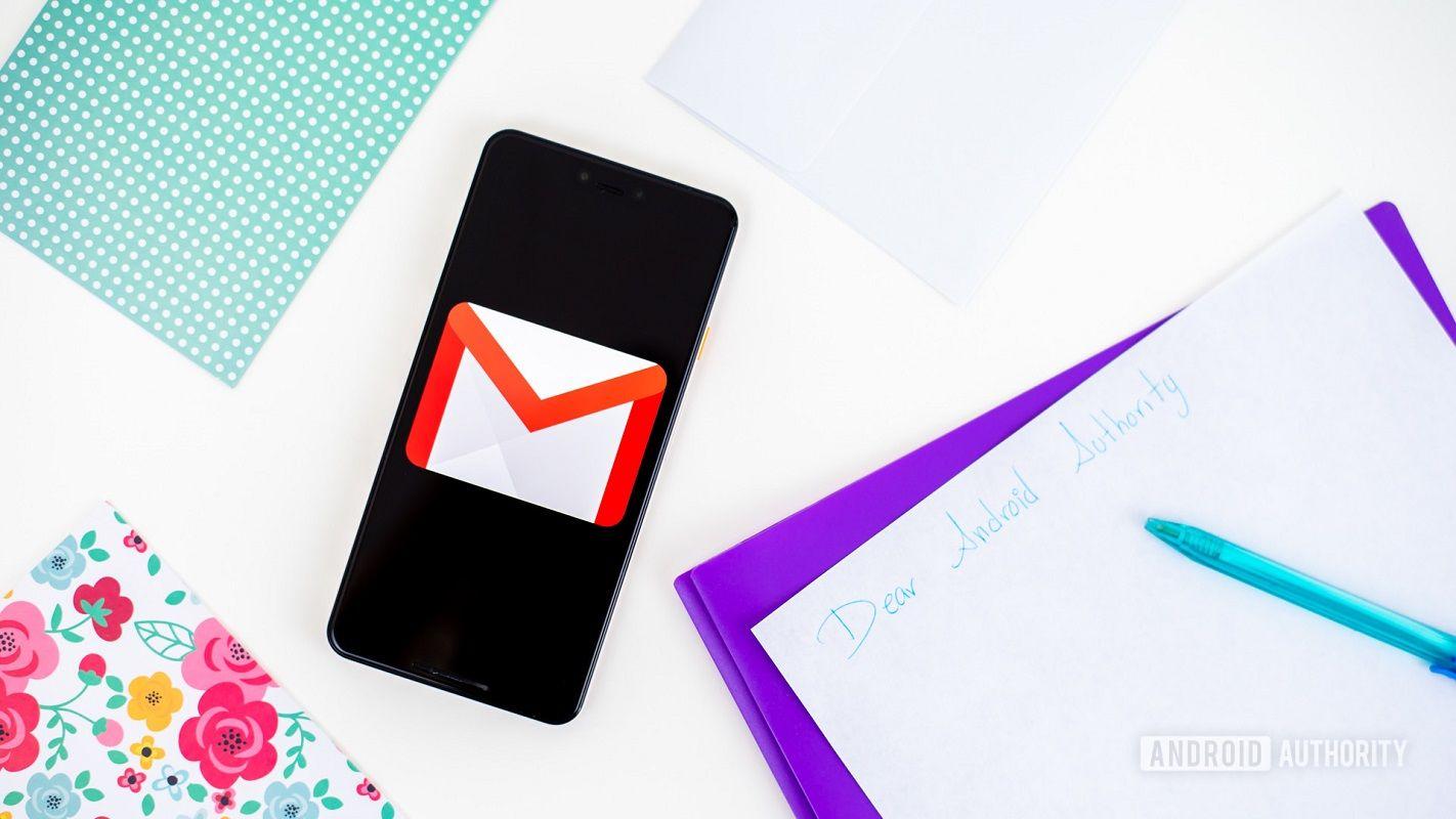 Cancelar envío correo Gmail 1