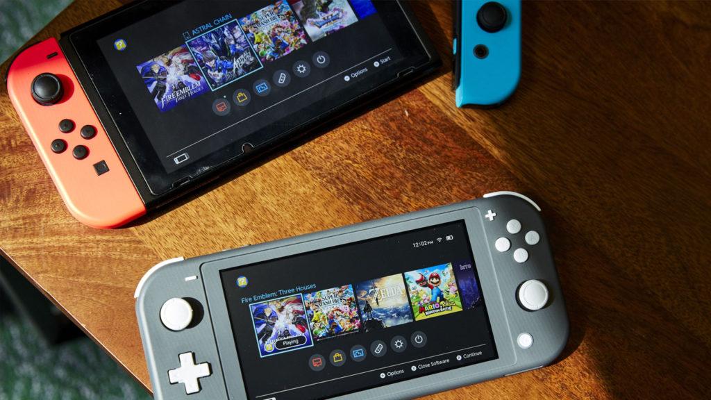 Compartir juegos Nintendo Switch 2