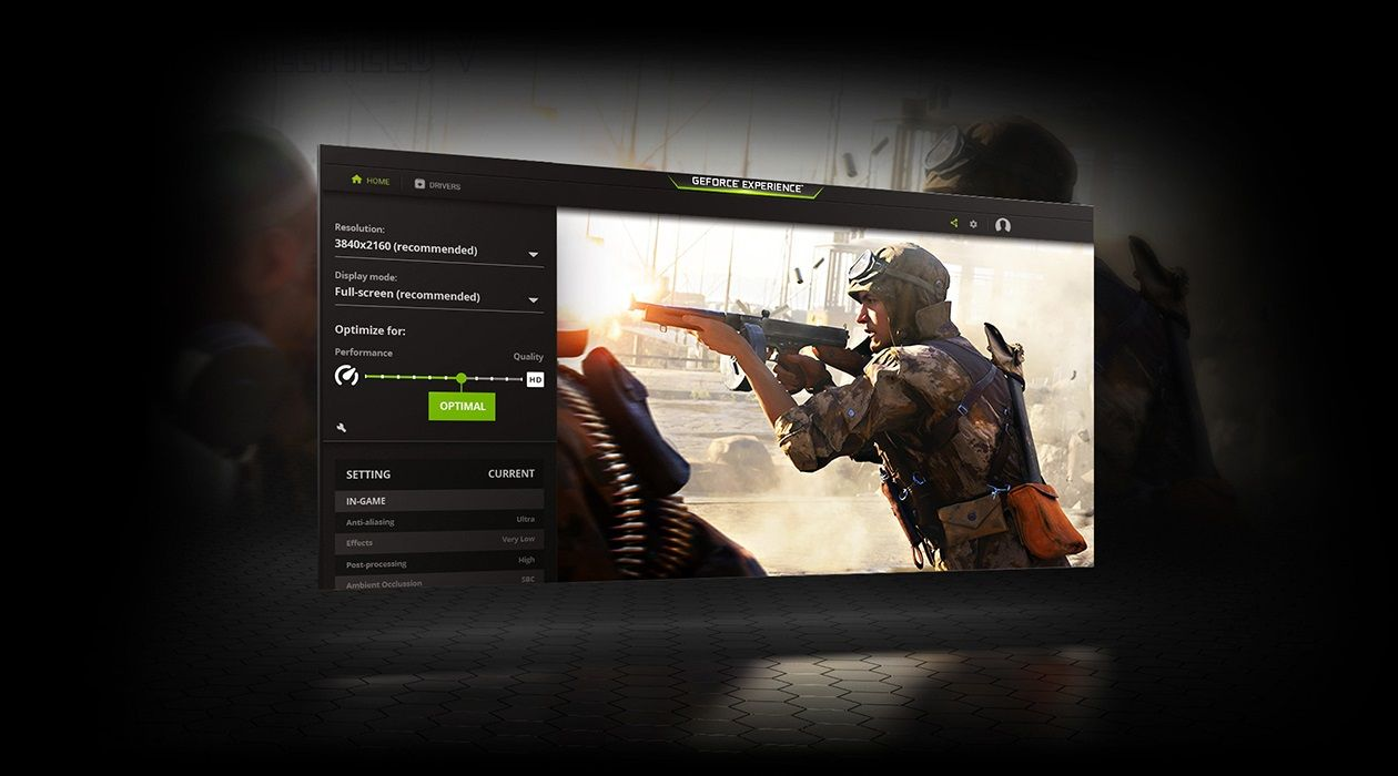 Descargar GeForce Experience 1