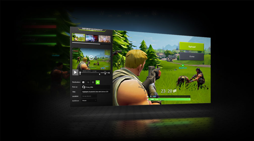 Descargar GeForce Experience 3