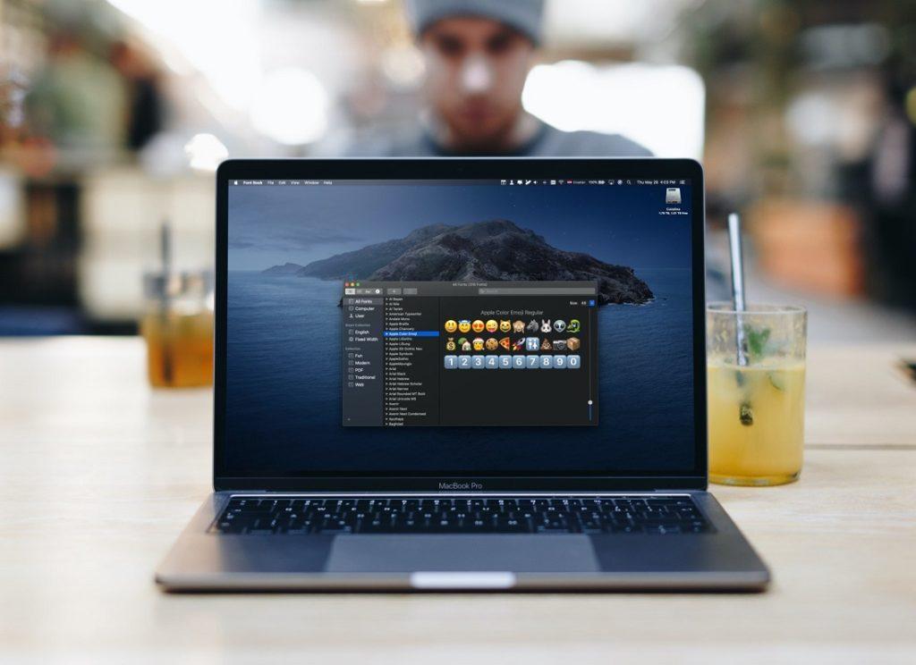 ¿Cómo descargar las nuevas fuentes de macOS Catalina?