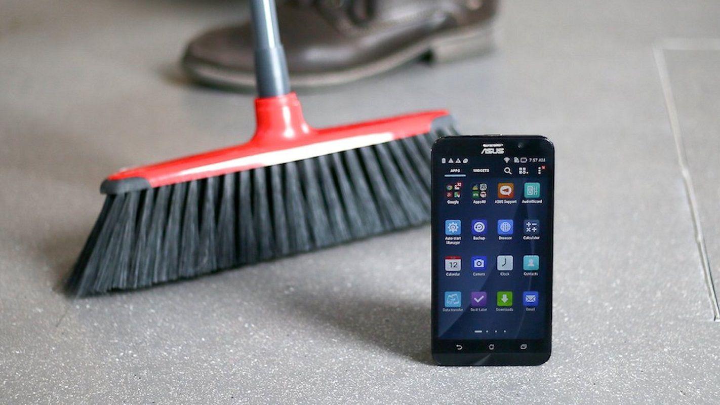 Eliminar aplicaciones Android 0