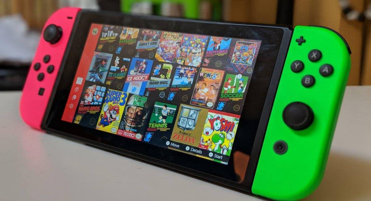 Modding Nintendo Switch