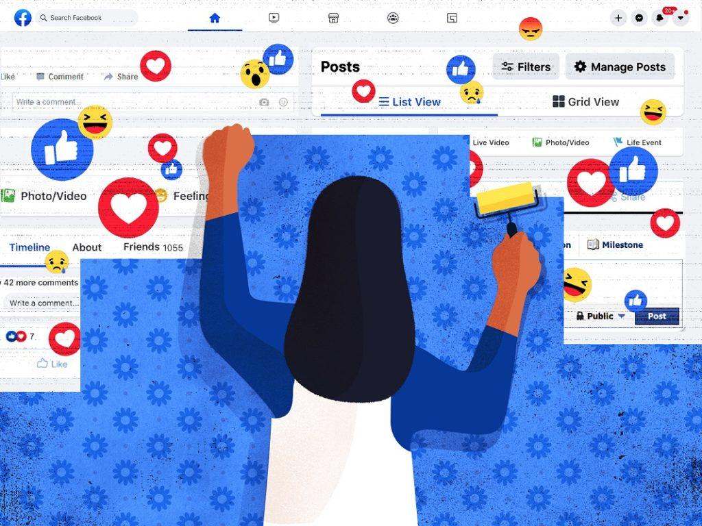 Ocultar eliminar páginas Facebook 3