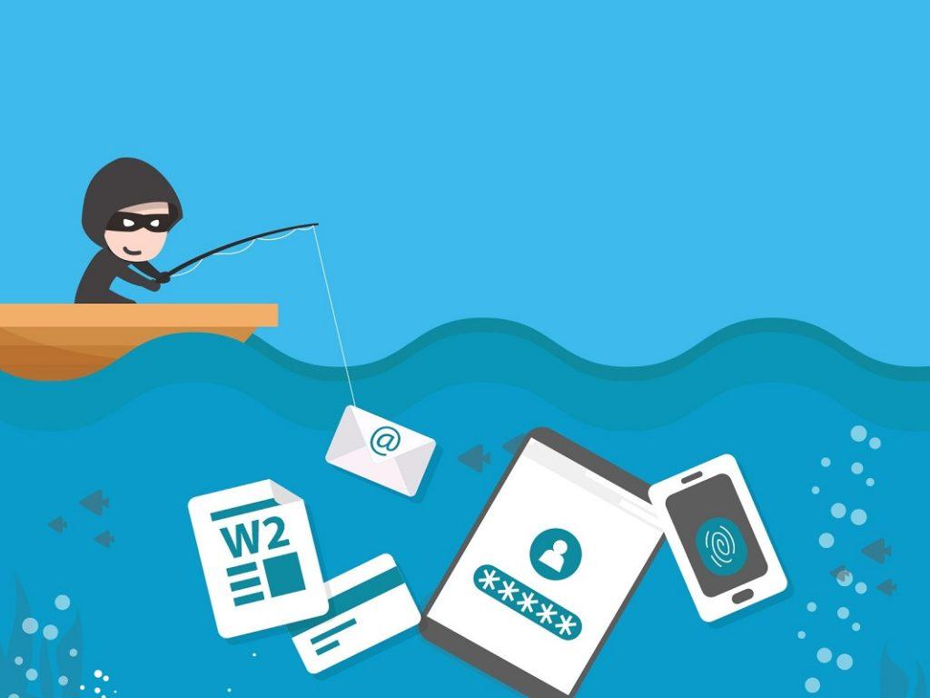 Phishing criptomonedas