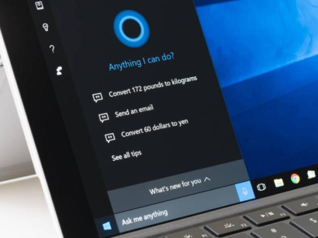 ¿Cómo puedes desactivar a Cortana en Windows 10?