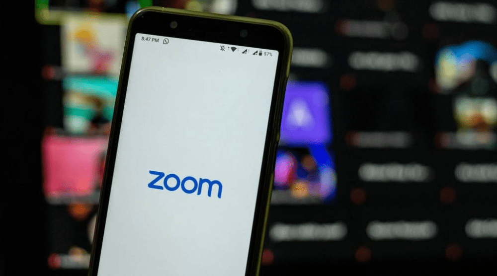 silenciar llamada zoom