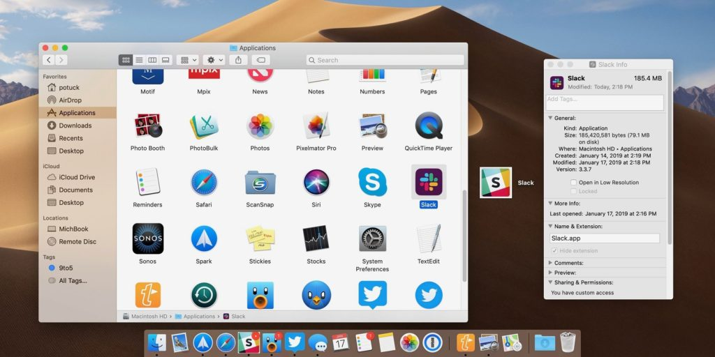 Cambiar iconos Mac 2
