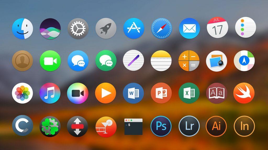 Cambiar iconos Mac 3