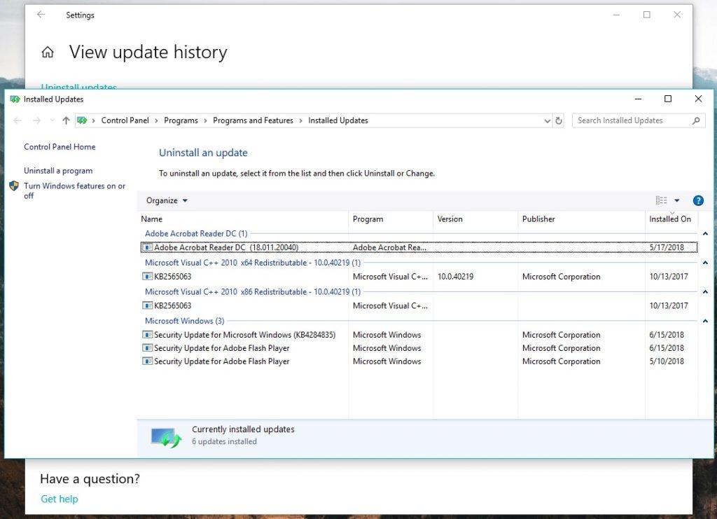 Error 0x87AF0001 tienda Microsoft 2
