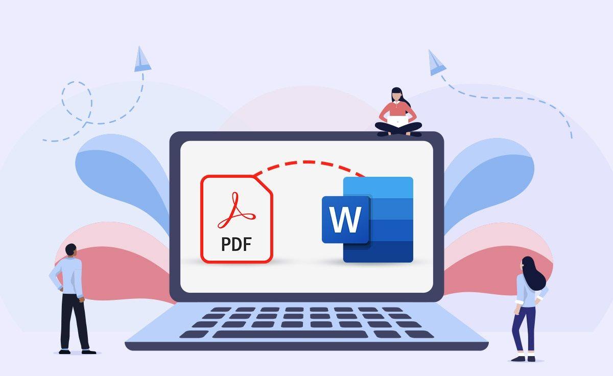 Insertar PDF Word 1