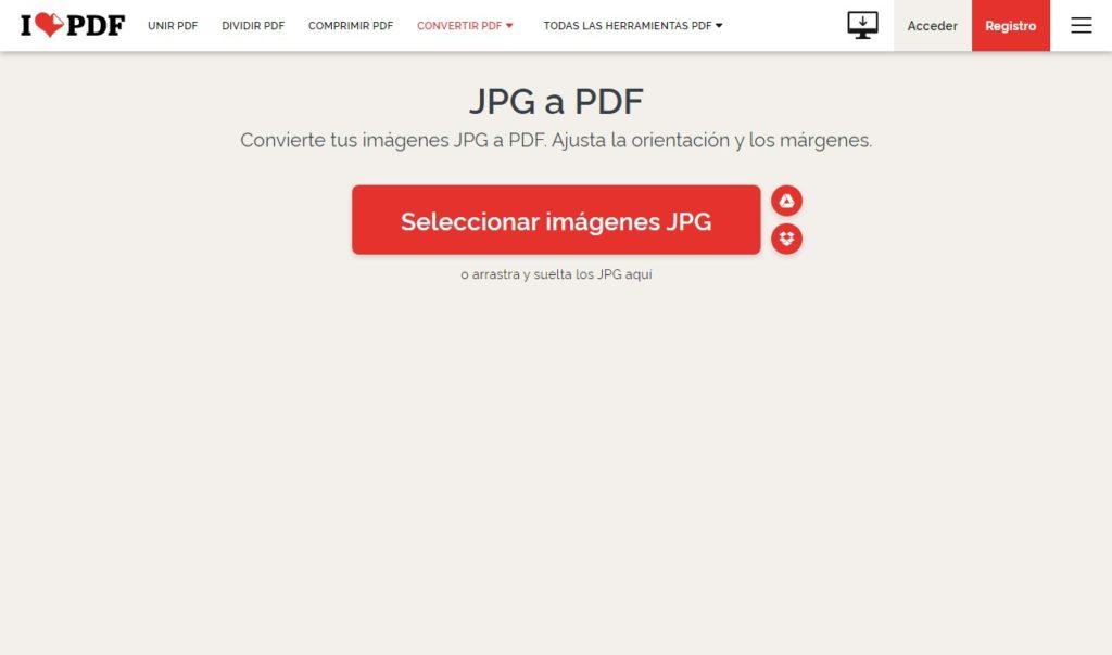 JPG a PDF 2