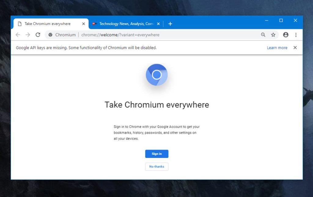Navegadores basados Chromium 3