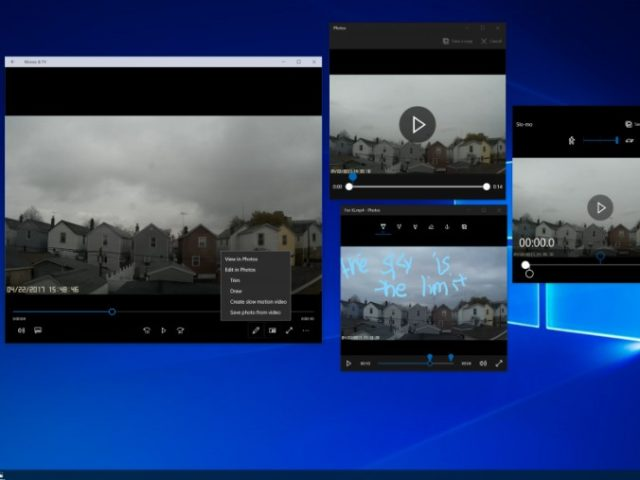 Vídeo en repetición: así puedes reproducirlo en Windows 10