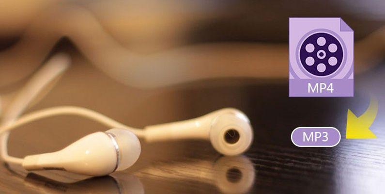 convertir MP4 MP3