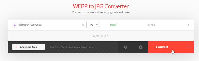 convertir webp jpg
