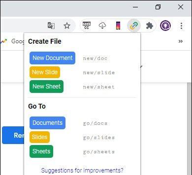 crear google docs