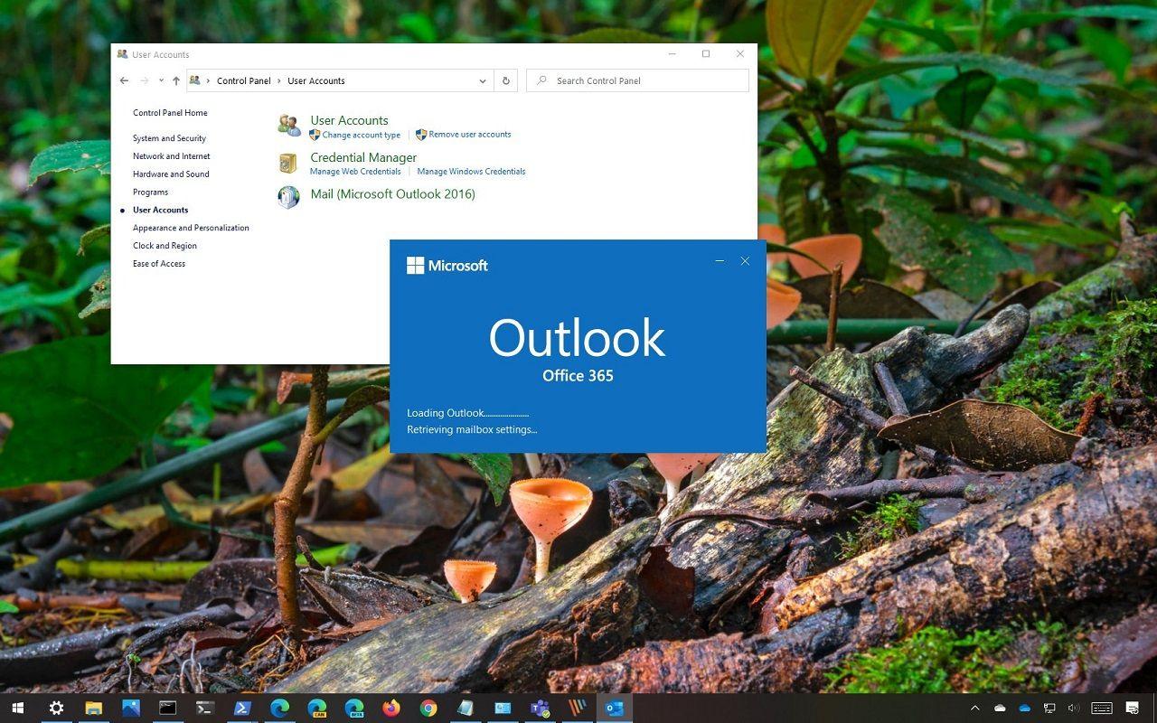 error 0x80004005 Outlook 1