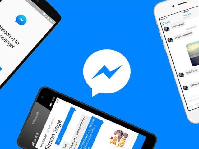 ¿Cómo crear una sala de mensajes de Facebook?